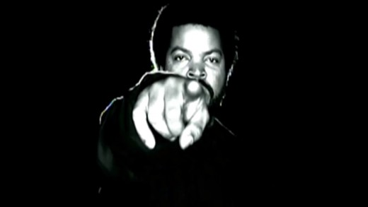 Throwback Ice Cube - Gangsta Rap Made Me Do It