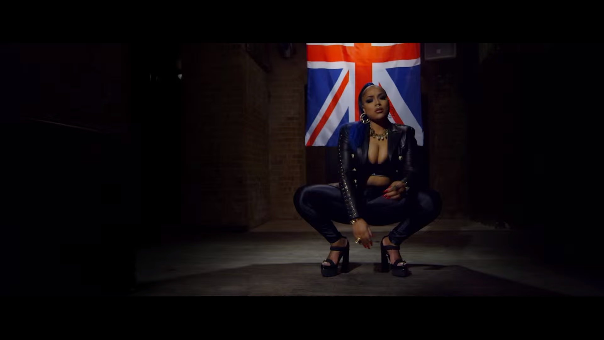Published May 5, at 1920 × 1080 in Stefflon Don – Hot Prop . Hiphop