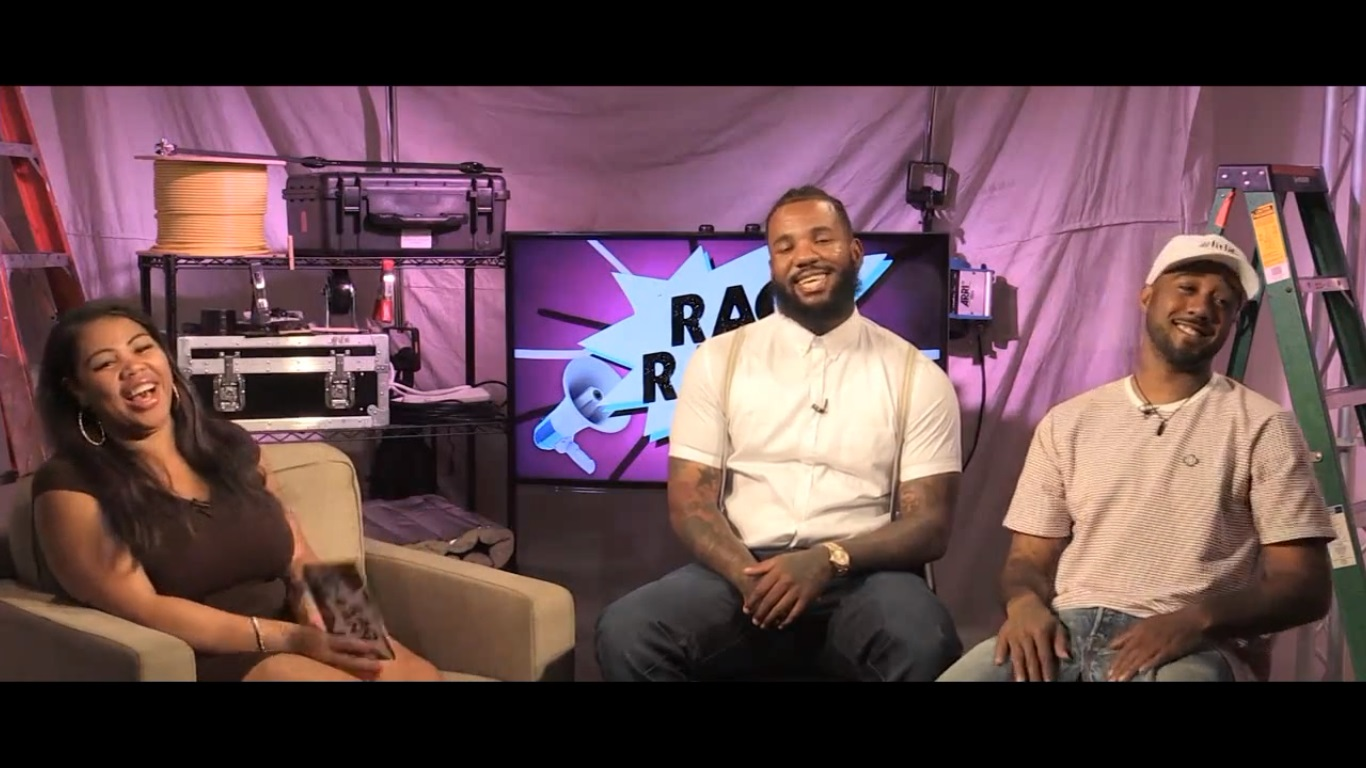 The Game & Problem Roast Rich Homie Quan For Forgetting