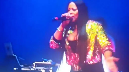 Remy Ma Disses Nicki Minaj On Stage With A New Freestyle!