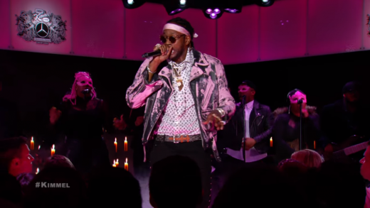 "a8fb24d9d4fa 2 Chainz, Trey Songz & Ty Dolla $ign Perform ""It's A Vibe"""