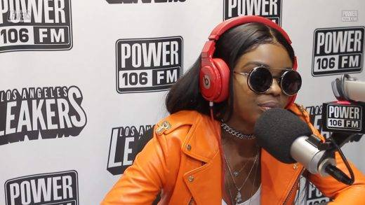 Dreezy Freestyle With The L.A. Leakers