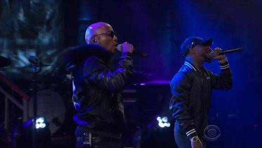 """Jeezy & Tory Lanez Debut """"Like Them"""" on The Late Show"""