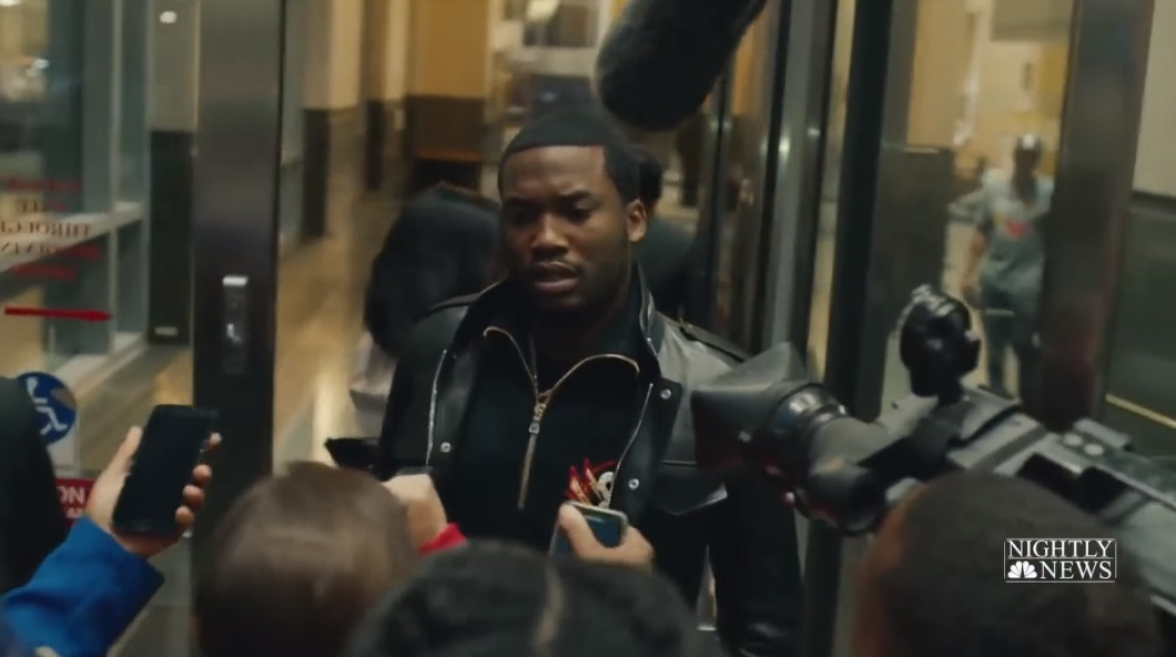 Meek Mill Speaks Out From Prison & Discusses His Sentence!