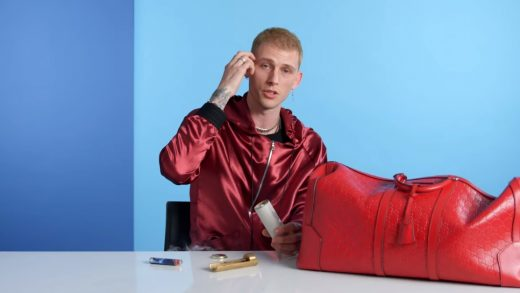 10 Things Machine Gun Kelly Can't Live Without