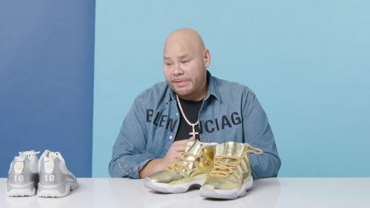 10 Things Fat Joe Can't Live Without