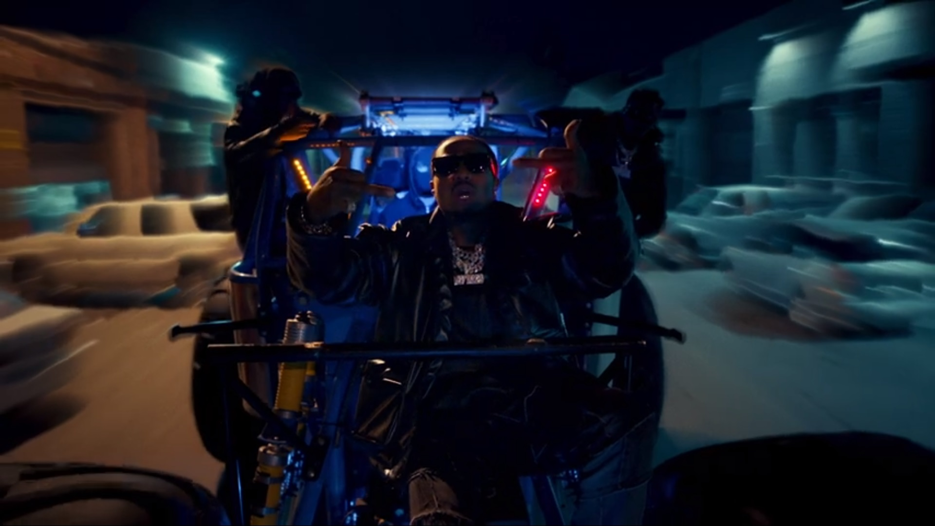 Migos ft. Young Thug & Travis Scott - Give No Fxk (Video)