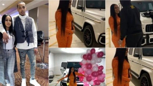 Dope G Herbo Gets His Girl A Mercedes Benz G63 For Her Birthday!