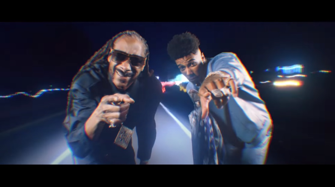 Blueface ft. Snoop Dogg - Respect My Cryppin' (Video)