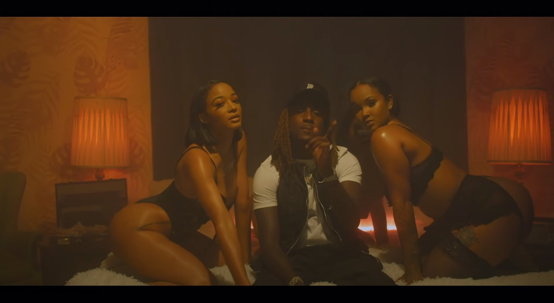 K Camp ft. Yella Beezy - Top 10 (Video)